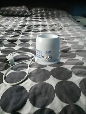 avent electric bottle warmer - used