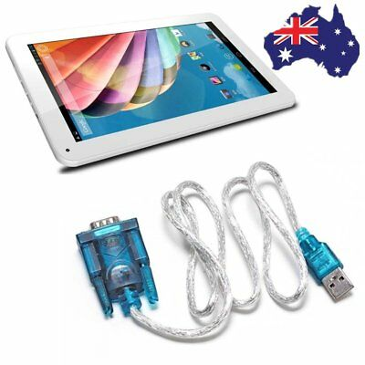 USB 2.0 TO SERIAL RS232 DB9 9 PIN ADAPTER CABLE PDA cord GPS CONVERTER DF