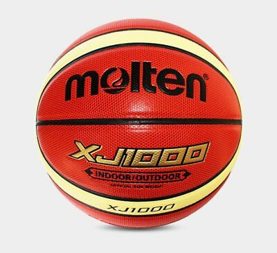 WOMEN Molten Official Size 6 Durable Indoor 28.5/'/' GT6X PU Leather Basketball