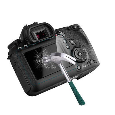 Tempered Glass Camera Screen HD Protector Cover For Canon 550D/60D/600D MN007