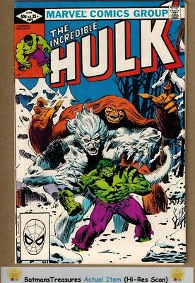 Incredible Hulk #272 (9.2) NM- 2nd Appearance Rocket Raccoon Guardians GOTG 1982