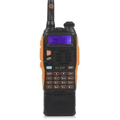 Baofeng Pofung GT-3TP Mark-III Tri-Power 8/4/1W Two-Way Radio Transceiver,...