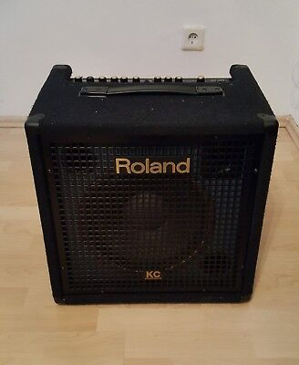 "Roland KC 350 Keyboardverstärker / 120 Watt / 12"" Speaker / Made in Italy"