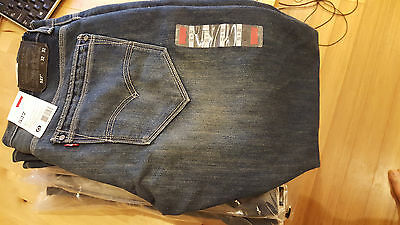 BRAND NEW 527™ Slim Boot Cut Decker Jeans Pine 33W X 32L 886602015013