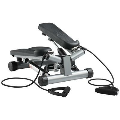 Ultrasport Swing Stepper Including Resistance Cords / Home Trainer with...