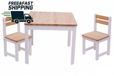 Home Table And Chair Set Great For Kids Play Time Arts And Crafts Hours Of Fun