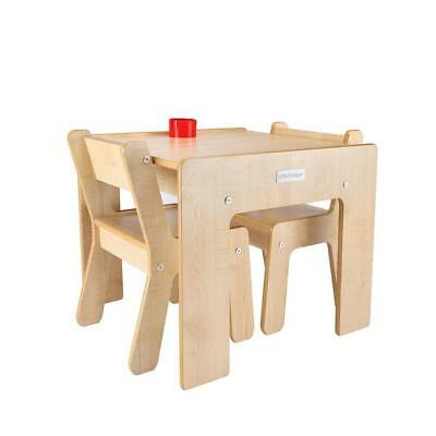 Little Helper CP-FSD02-1-UK Fun Station Duo Toddler Table and 2 Chair Set