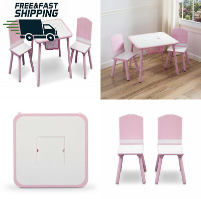 Delta Children Table and Chair Set (Pink)
