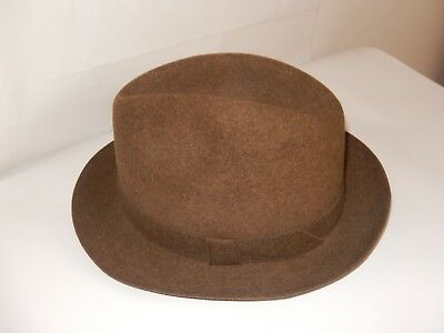 Cappello Uomo Paterson London  Vintage Hat Nr. 58