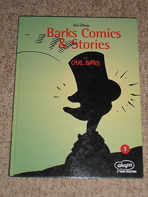 Barks Comics & Stories Band 1 (HARDCOVER) ***TOP***