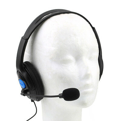 Gaming Headset Headphones with Microphone for Sony PS4 PlayStation 4 AQ