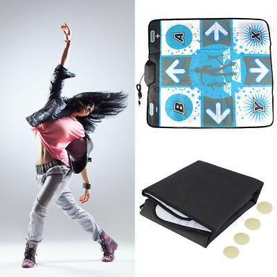 Anti Slip Dance Revolution Pad Mat for Nintendo WII Hottest Party Game PP