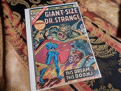 Giant Size Dr Strange #1 1975 , Marvel Comics