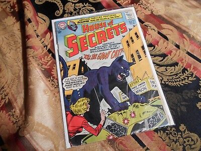 House Of Secrets #69 , Eclipso ,dc Silver Age Horror