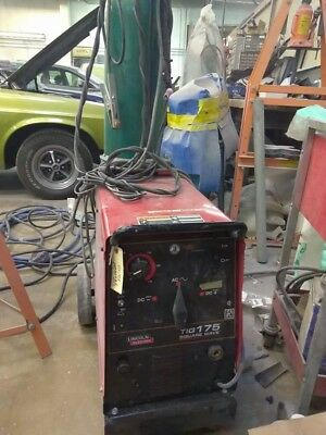 LINCOLN Square Wave TIG 175 Welder  K1478-5