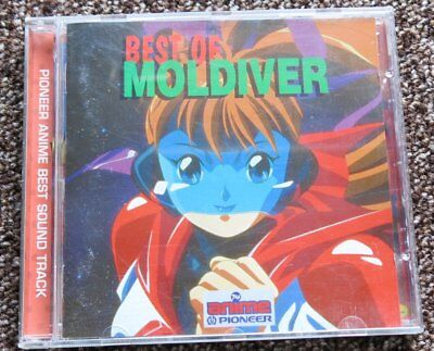 Moldiver - Best Of - CD Anime Music