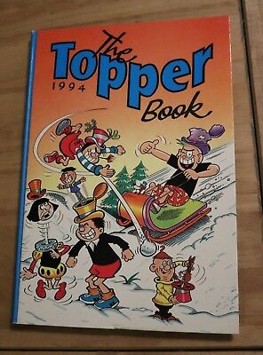 The Topper Book Annual 1994 - Used (Good Condition)