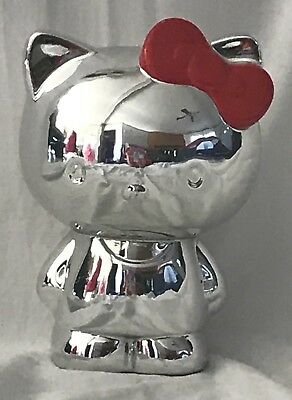 Hello Kitty Collectible Mirror Piggy Bank