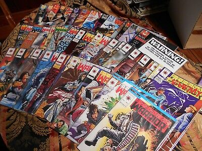 Eternal Warrior 1-7,9-50  ,  Valiant Comics  , Big Run ,vf/nm