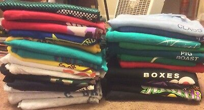 Lot Of 70 Vintage Retro T-Shirts 70s 80s 90s Screen Stars Wholesale Resale Shirt