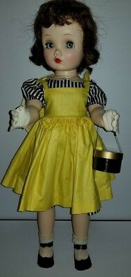 "1950s 24"" Madame Alexander Binnie Walker Doll All Original with Cissy Face"