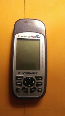iFinder•Lowrance• H2O• GPS•Includes Car Charger Bundle