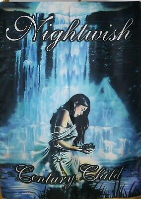 "Nightwish Flagge / Fahne ""century Child"" Poster Flag"