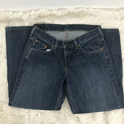 Levi's Boy's 10 Husky 550 Relaxed 30X26 Blue Jeans (C160)