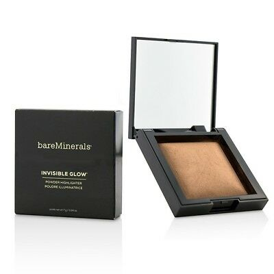 NEW BareMinerals Invisible Bronze Powder Bronzer - Medium 0.24oz Womens Make Up
