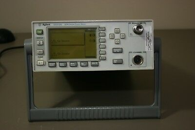 Agilent Keysight E4418B EPM Power Meter, Calibrated with Warranty