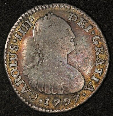1797-Nr Jj Colmbia Real Fine Km-58 Colorful Toning