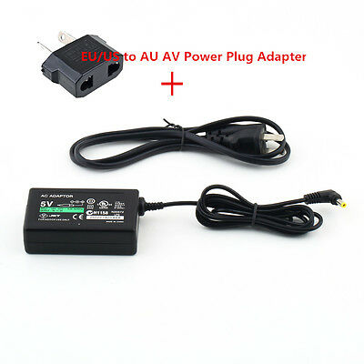Home Wall Charger AC Adapter Power Supply for Sony PSP 1000 2000 3000 Slim S9 AU