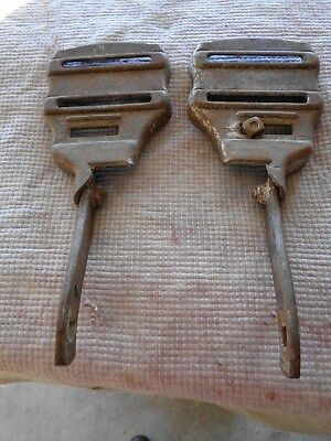 Vintage Planet Two Wheel Hoe Parts Good Condition