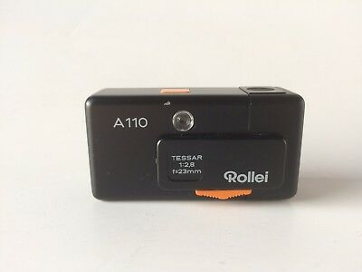Rollei A110 Spy Camera Made In Germany