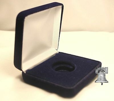 2 Coin Capsule Storage Boxes for 25 Direct Fit T Model Airtites #10 med