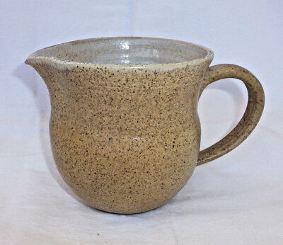 Mary Ann Ellison Ball Signed Ceramic Pottery Pitcher