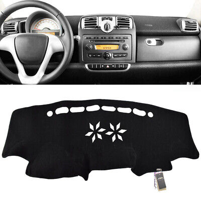 For Mercedes-Benz Smart Fortwo W451 2008-2013 Dashmat Dash Mat Dashboard Cover