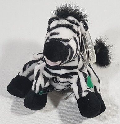 Coca Cola International Beanie Baby Collection 1999 Zeb From Nigeria 0241