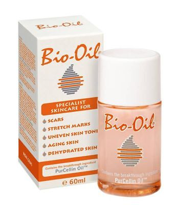 Bio-Oil with PurCellin Oil Skincare for Scars Stretch Marks Aging Skin  Bio Oil