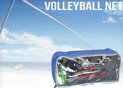 Sport Match Volleyball Net 9.5 x 1m 32x3ft