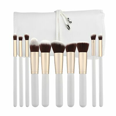 MIMO by Tools For Beauty Set of 10 make-up brushes - white