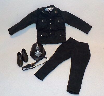 °° Action Man Police Polizei Officer Helm Outfit °°