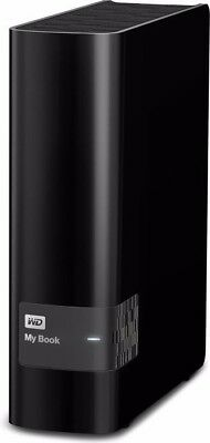 Western Digital My Book 6TB, Extern, USB 3.0, schwarz