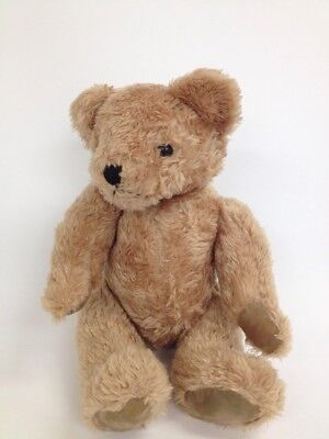 "Vintage Leopoldsdorf Austria Gold Moveable 18"" Teddy Bear (S24_055)"