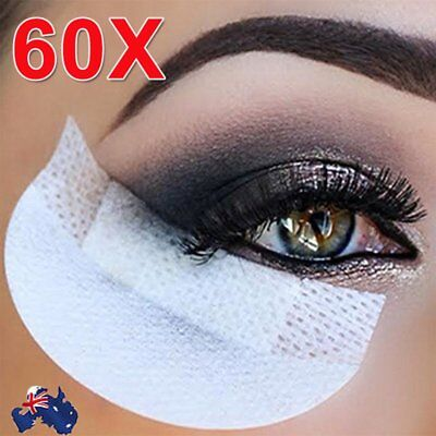 Eye Shadow Shields Patches Eyelash Pad Under Winged Eyeliner Stickers Makeup Fd