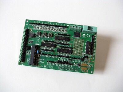 MCU/MPU/DSC/DSP/FPGA Development Kits - ASSEMBLED GERTBOARD FOR RASPBERRY PI
