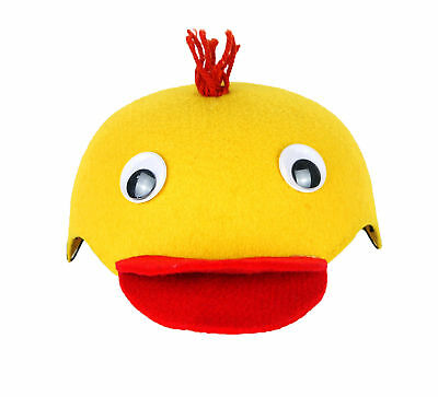 Childs Duck Hat - Costume Accessory Fancy Dress Up World Book Day Animal