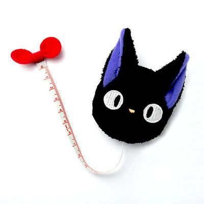 Studio Ghibli Kiki's Delivery Service Jiji Black Cat Measuring Tape cm / inch