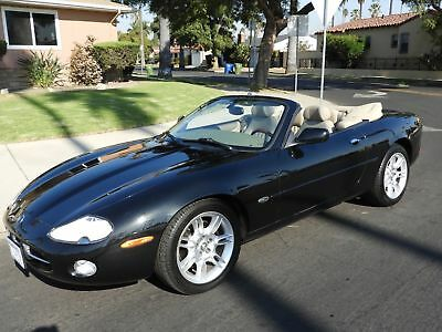 2001 Jaguar XK Super Clean, Low Mileage, California Car 2001 Jaguar XK8 Convertible Super Clean, Low Mileage, California Car