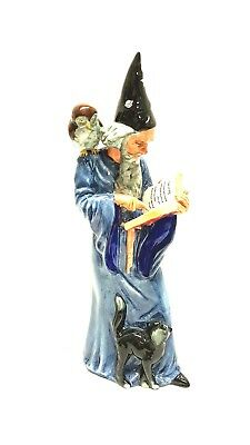 Royal Doulton The Wizard Figurine HN 2877 Retired